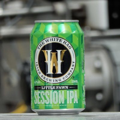 Session IPA Little Fawn By The White Hag Brewery