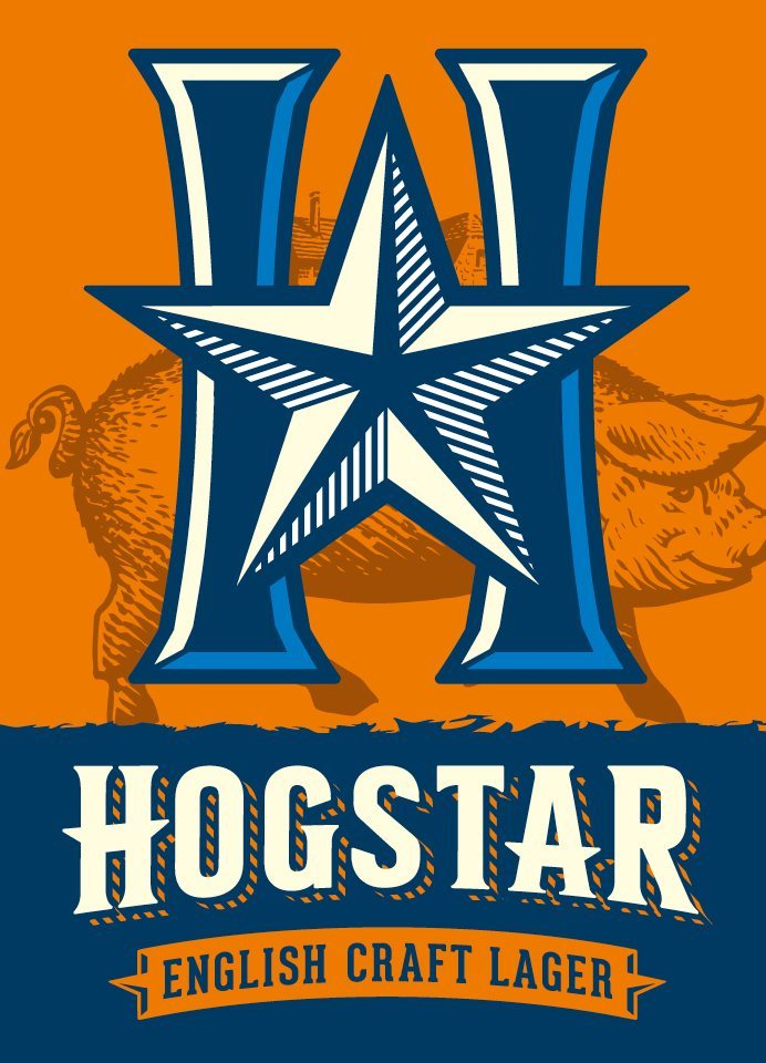 Hog Star By Hogs Back Brewery