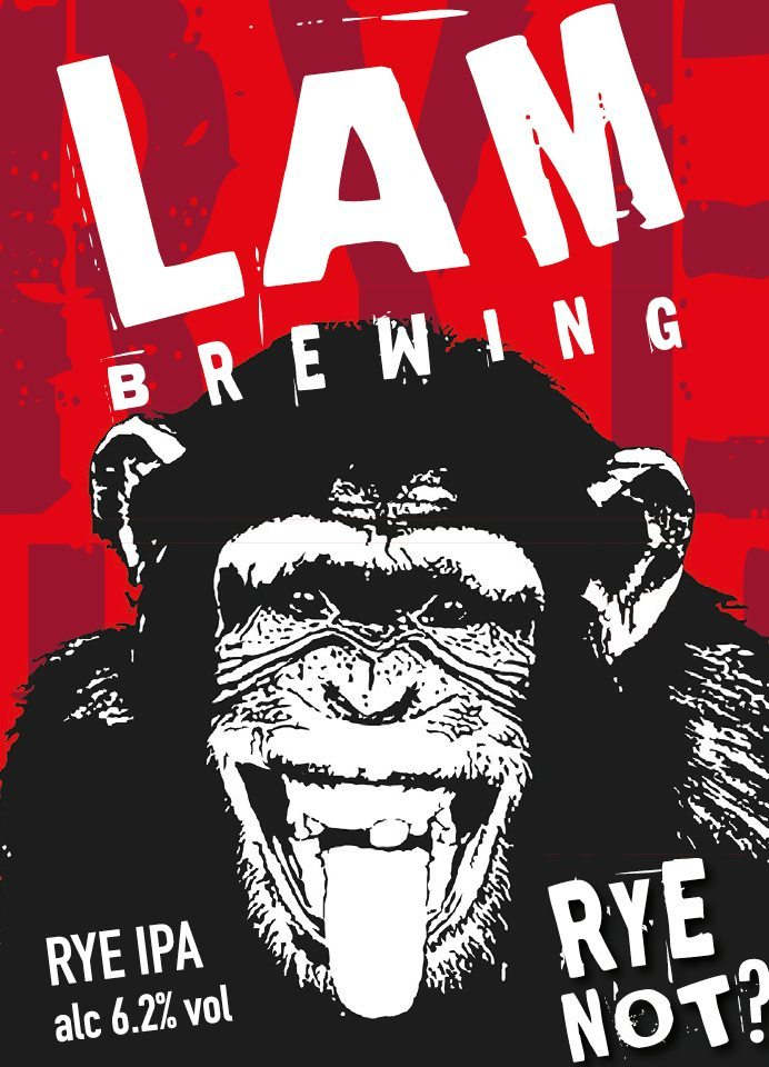 Rye Not By LAM Brewing