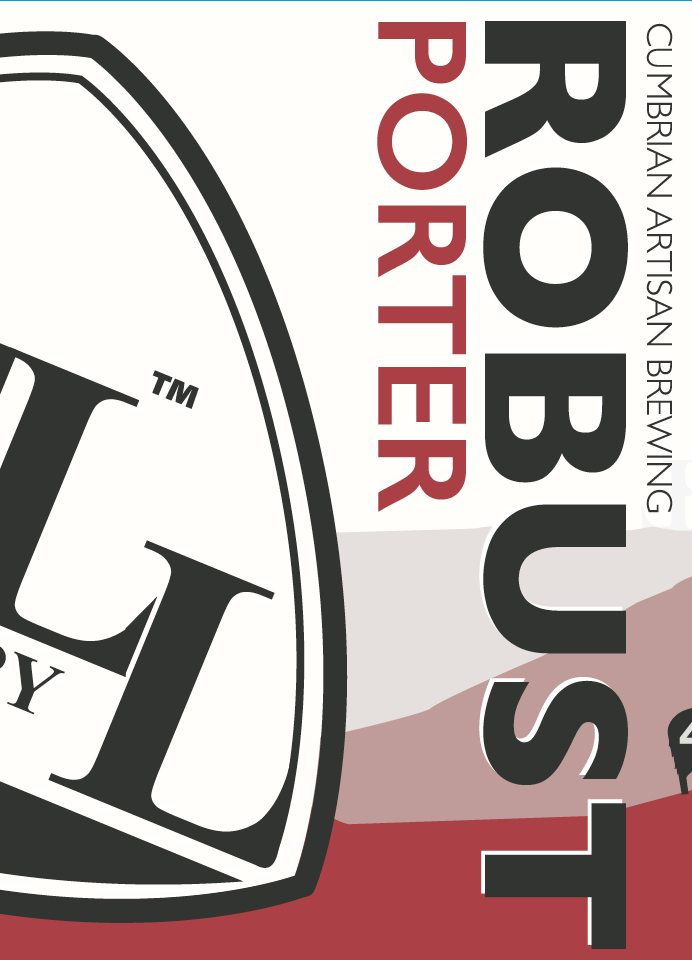 Robust Porter By Fell Brewery