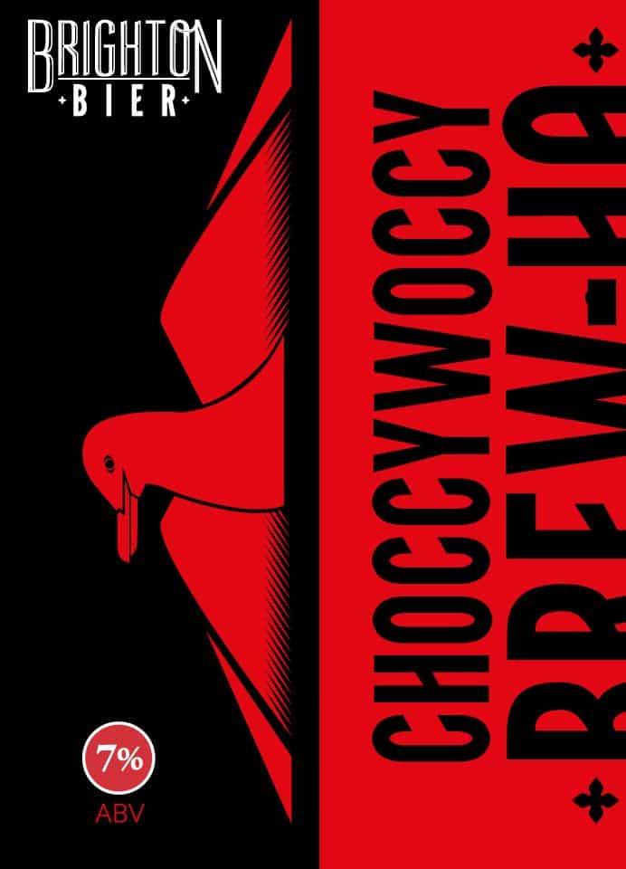 Choccywoccybrew-Ha By Brighton Bier