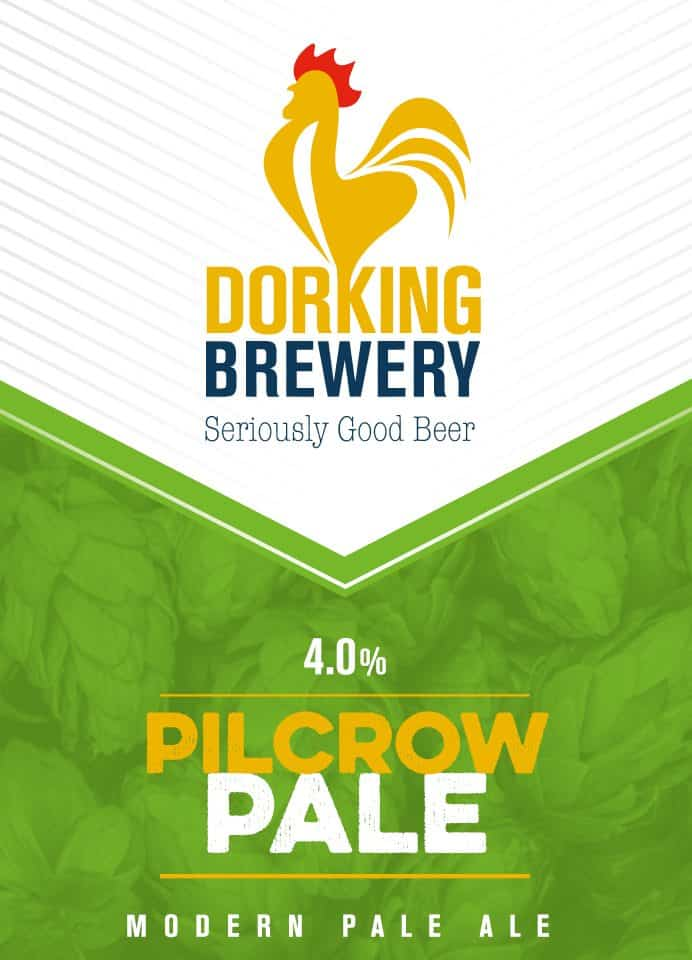 Dorking Brewery Pilcrow Pale Ale - Craft Can Directory