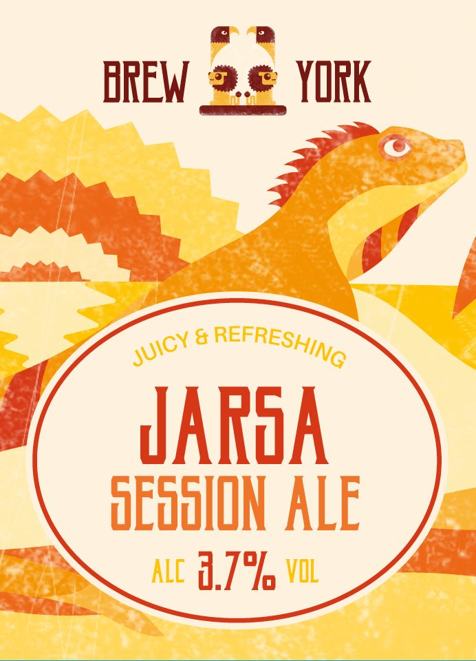 Jarsa Session Ales by Brew York - Craft Can Directory