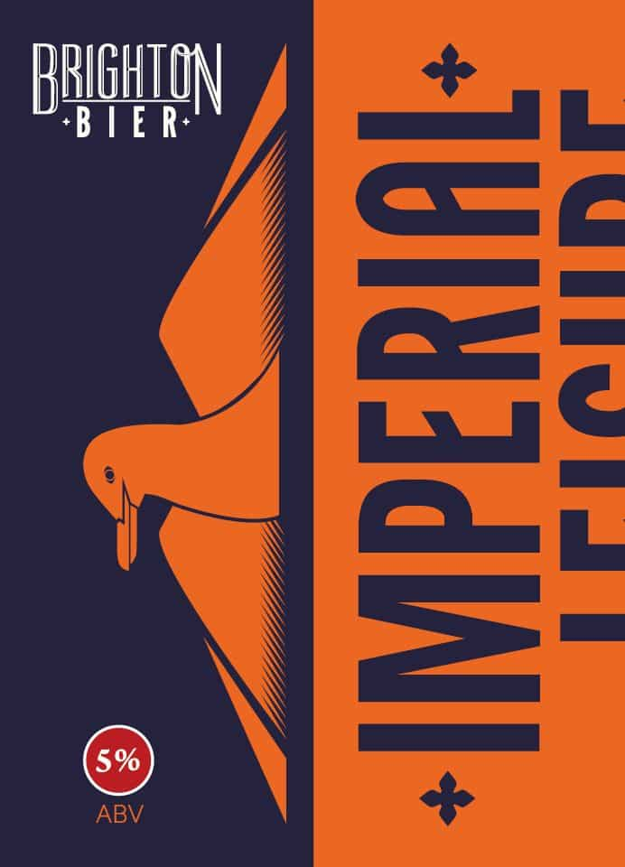 Brighton Bier Imperial Leisure by Brighton Bier - Craft Can Directory