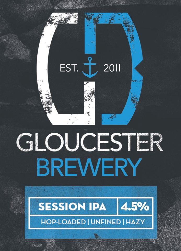 Session IPA By Gloucester Brewery