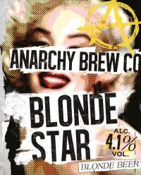 Blonde Star By Anarchy Brewing Company