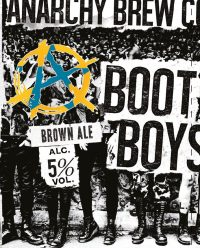 Boots Boys By Anarchy Brewing Company