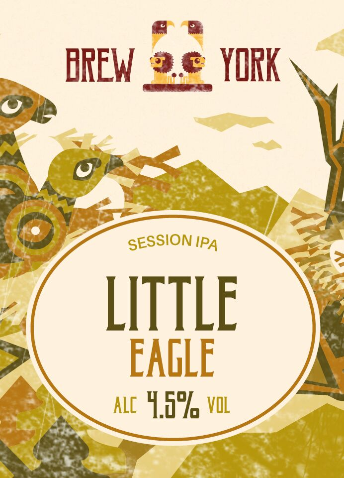 Brew York Little Eagle