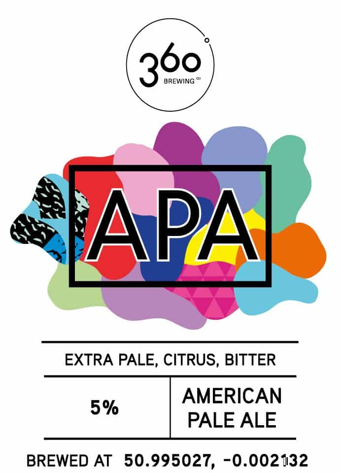 APA By 360 Degree Brewing Company
