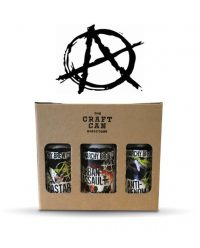 Anarchy Mixed 6 Beer Gift Case