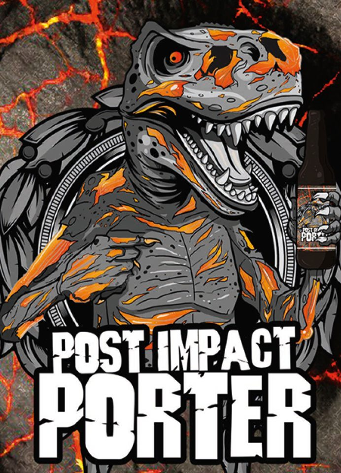 Post Impact Porder By Staggeringly Good Brewery