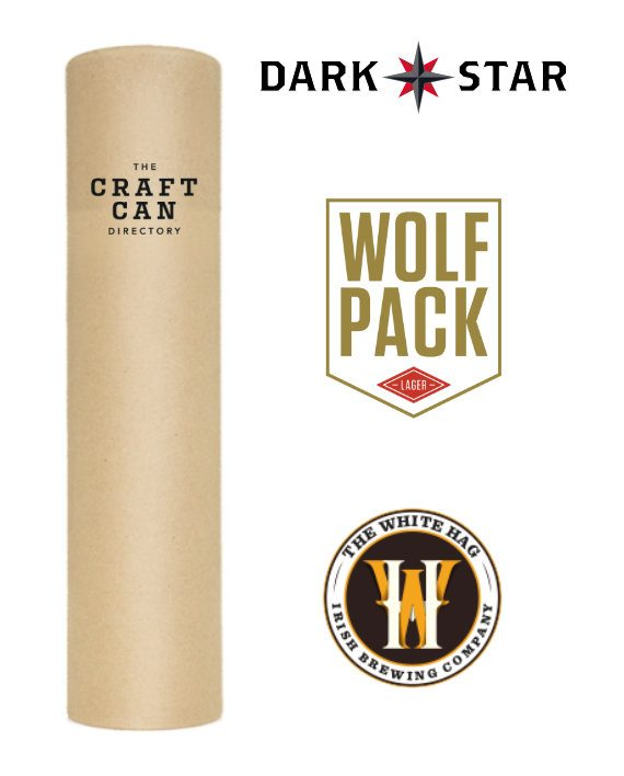 Tubular Lager Craft Beer Gift Tube