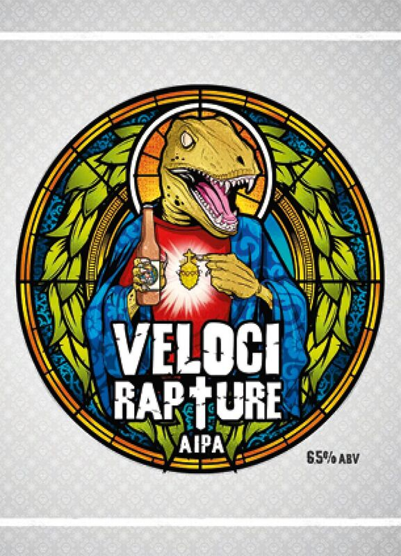 Veloci Rapture AIPA By Staggeringly Good Brewery