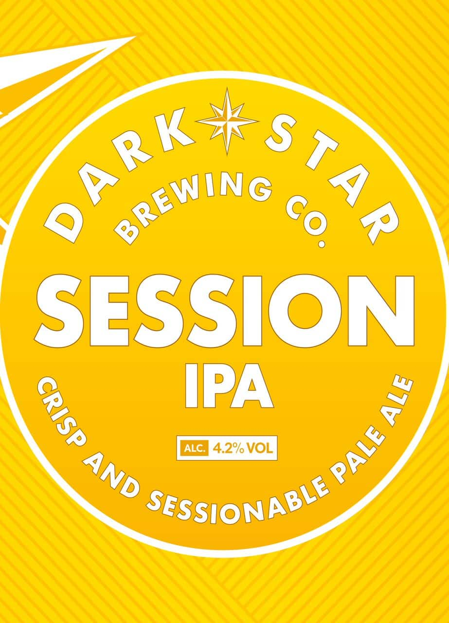 Session IPA By Dark Star Brewery