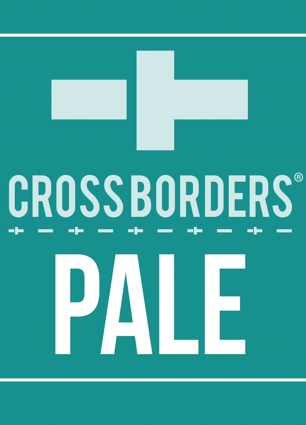 Pale By Cross Borders Brewing Company