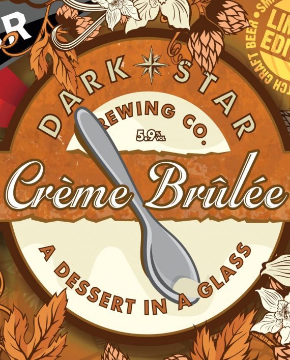Creme Brulee by Dark Star brewery
