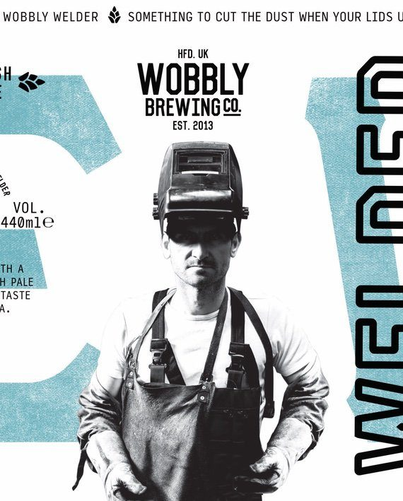 Welder Pale Ale Wobbly Brewing Co