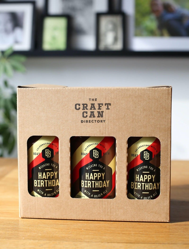 Birthday Craft Beer Gifts