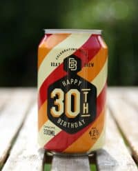 Original Th Birthday Brew Craft Beer Gift Pack ( )
