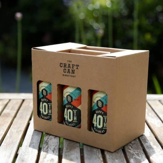 Original Th Birthday Brew Craft Gift Pack ( )