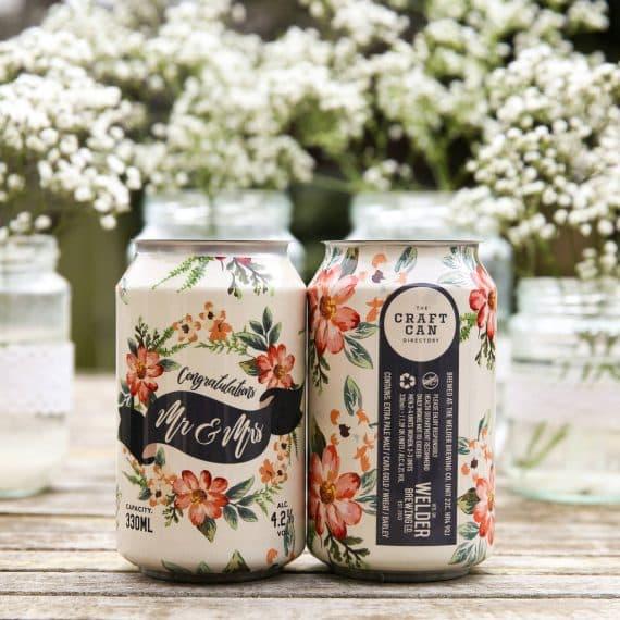 Original Wedding Celebration Beer Gift Pack ( )