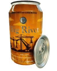 Big Rivet Clipped Rev